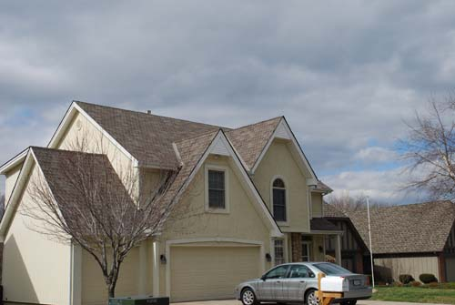Alice B Liberty MO Acord Roofing