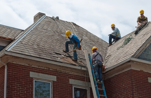 Roof Replacements in Missouri